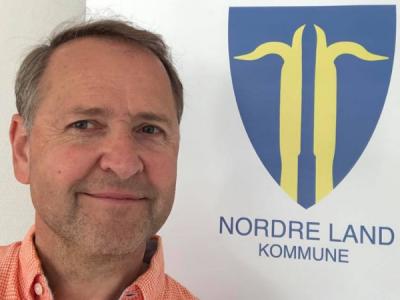 Næringsrådgiver Gunnar berg i Nordre Land kommune
